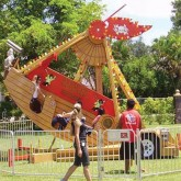 Pirate Ship Carnival Ride Rental