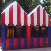 Inflatable Carnival Booth Tent Rentals Miami
