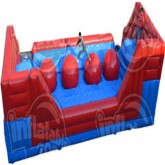 Big Baller Obstacle Course Rental