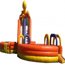 Extreme Inflatable Obstacle Course Rentals Miami