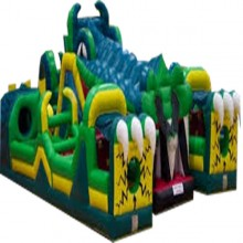 Gator Obstacle Course Rental Miami