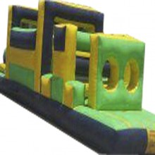 Inflatable Obstacle Course Rental Miami