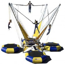 4 Station Bungee Trampoline Rental in Miami