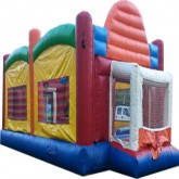 Giant Sports Arena Inflatable Rental Miami