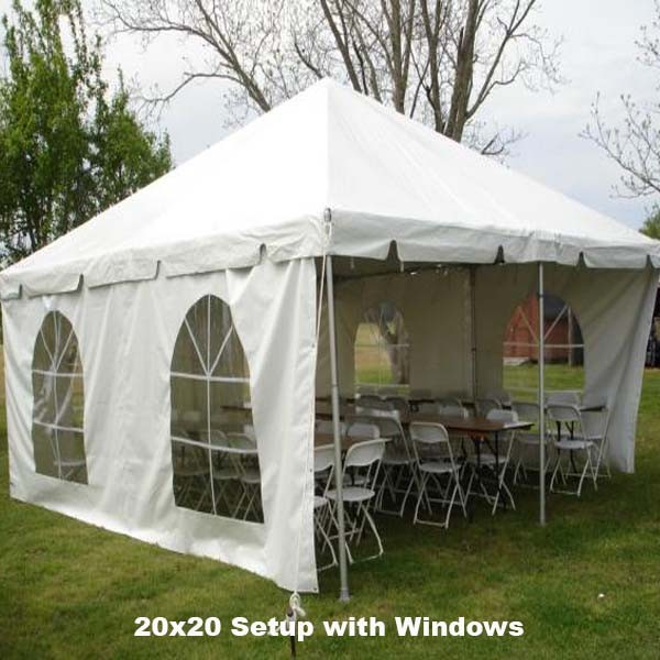 20x20 Tent Rental In Miami Miami Party Supply