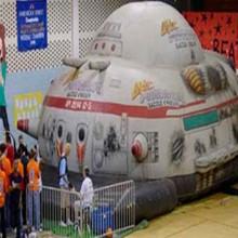 Laser Dome Tag Rentals