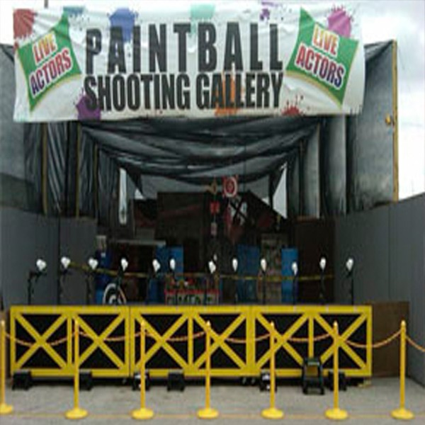 Paintball Shooting Gallery Rentals In Miami