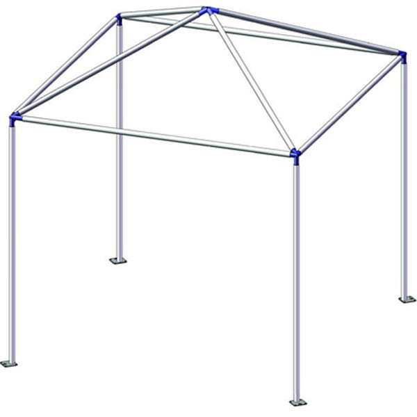 10x10 Tent Frame Only Sale Miami Party Supply