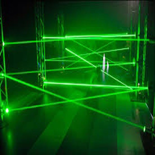 Mission Impassable Laser Maze Game Trailer Rental In Miami