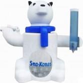 Tabletop Polar Bear Snowcone Machine