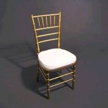 Gold Chiavari Chair Rentals in Miami