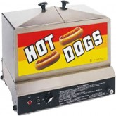 Tabletop Hotdog Steamer Rental Miami