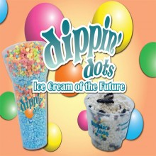 Dipping Dots Ice Cream for Hire in Miami