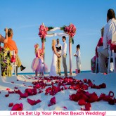 Miami Wedding Package Rentals