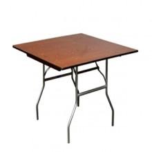 """48""""x48"""" Square Table Rentals Miami"""