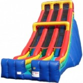 24'Ft  Goliath Giant Inflatable Slide Rental