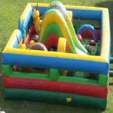 Inflatable Toddler Party Rentals