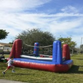 Bouncy Boxing Rentals