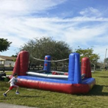 Inflatable Boxing Ring Rentals Miami