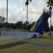 State Fair Slide Rental Miami