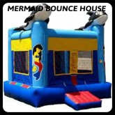 Mermaid Bounce House Rental Miami