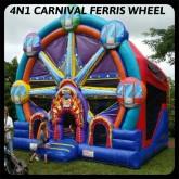4N1 Carnival Ferris Wheel Combo