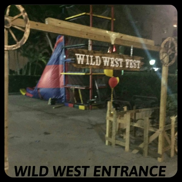 Western Theme Parties Props And Games In Miami