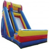 Single Lane Screamer Slide Rental Miami