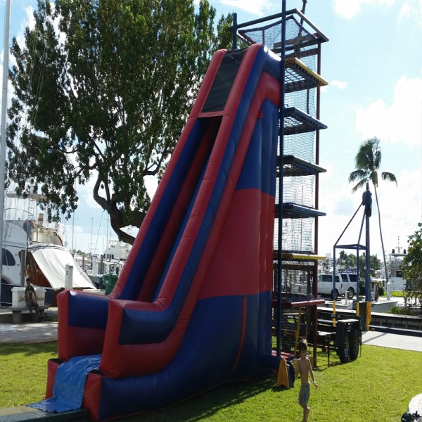 The Spider Mountain Voted Coolest Carnival Ride Rental In