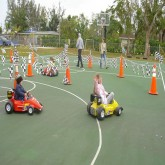 Mini Go Kart Rentals for Kids