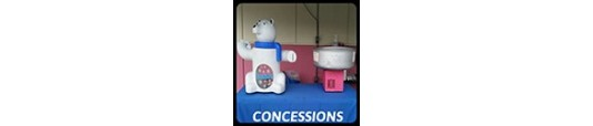 Concession Rentals